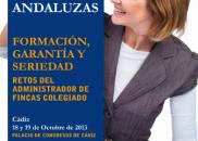 Exito de las XXII Jornadas Andaluzas de AAFF de Cádiz